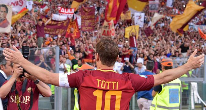 Totti, 26 anni fa l'esordio
