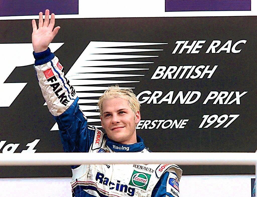 8) Jacques Villeneuve: 102 milioni di euro (1996-2006)