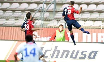 Serie A:il Cagliari prende ossigeno