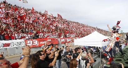 Marquez campione del mondo foto MotoGP.com