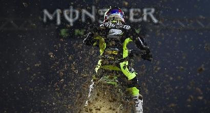 """Motocross, esordio duro per Villopoto: """"Ma al prossimo GP sarò più forte"""""""