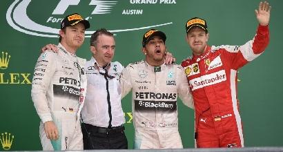 """F1, Vettel: """"Contento per il podio, ma quando il titolo scappa non è bello"""""""