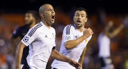 Il Valencia mette Feghouli fuori rosa, l'Inter fiuta l'affare