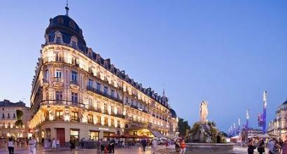 Montpellier, foto dal web