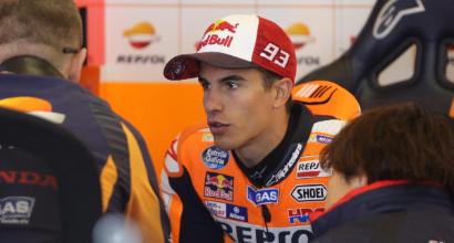 """MotoGP al Sachsenring, Rossi: """"Faccio fatica a guidare"""""""