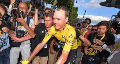 """Ciclismo. Froome: """"Favoriti Valverde e Nibali, non io"""""""