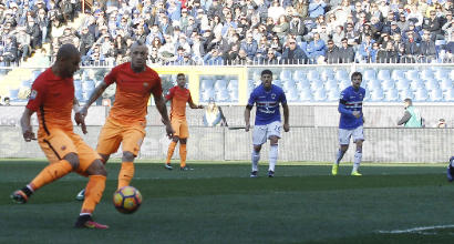 "Roma, Bruno Peres:""La Juventus fa rabbia"""