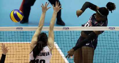 Volley, doping: la Fipav difende Miriam Sylla