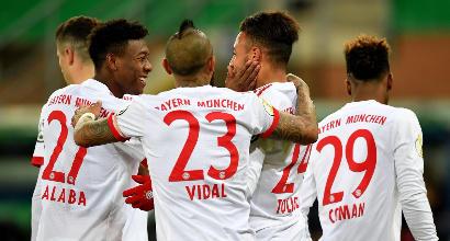 Coppa di Germania: Bayern Monaco travolgente, è semifinale