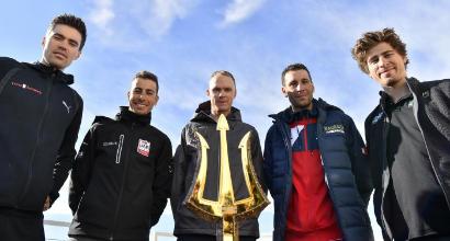 Ciclismo,Froome ha nel mirino la Tirreno-Adriatico