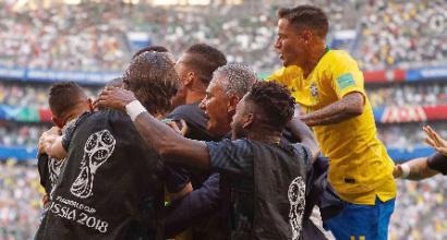 Il Brasile si gode un altro primato: 228 gol nella storia dei Mondiali