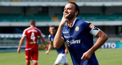 Serie B: Verona al secondo posto solitario, Salernitana e Palermo terzi