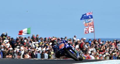 MotoGP: Vinales mette fine al digiuno Yamaha