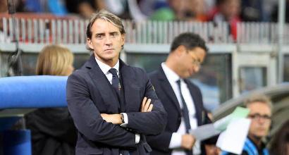 """Italia, Mancini: """"Agli Europei per vincerli"""""""
