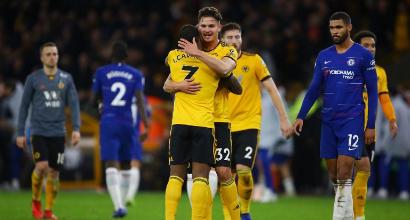 Premier: cade il Chelsea, pari tra United e Arsenal