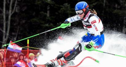 Sci, slalom di Zagabria: Shiffrin marziana sul ghiaccio, nona vittoria in Coppa del Mondo