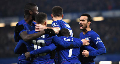 Coppa di Lega, il Chelsea in finale