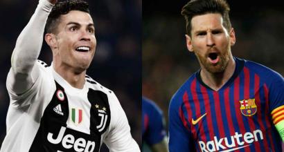 Messi risponde a Cristiano Ronaldo, l'eterna lotta continua