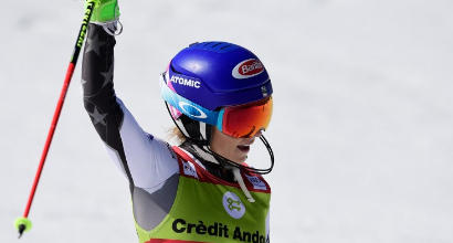 Sci, slalom Soldeu: ancora e sempre Shiffrin, Holdener beffata