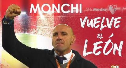 Siviglia, ora è ufficiale: torna Monchi