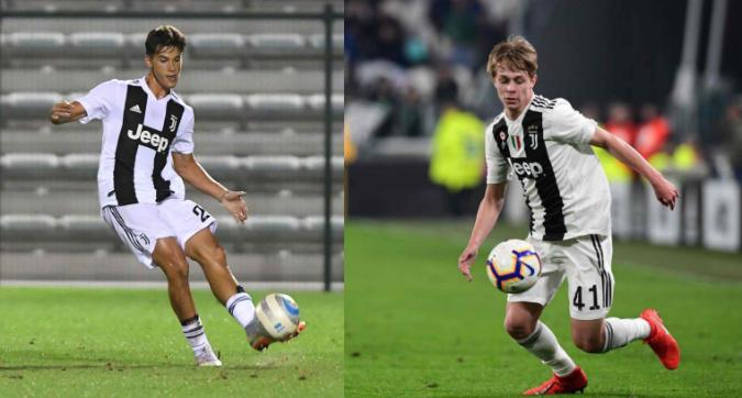 Juventus, con la Spal Coccolo e Nicolussi: ecco chi sono