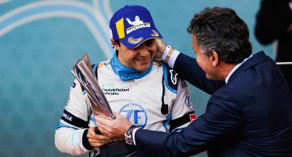 E-Prix Monaco: Massa senza energia al traguardo