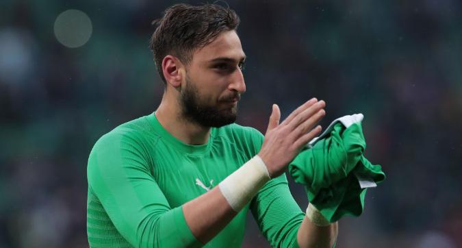 """Donnarumma salva il Milan e poi lo spaventa: """"Del futuro non parlo"""""""