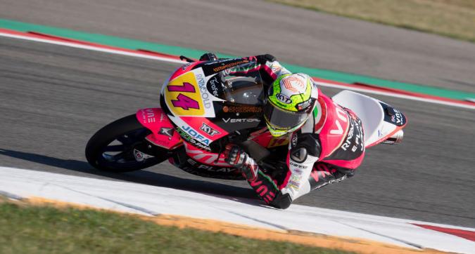 Moto3, doppietta italiana ad Assen