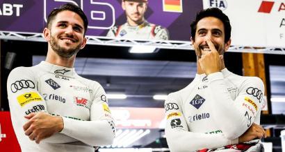 Formula E, Audi non cambia: confermati Di Grassi e Abt