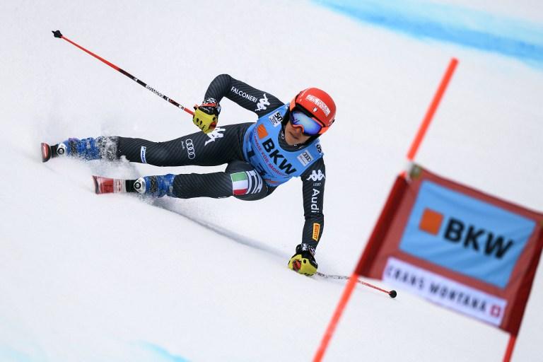 Federica trionfa nella combinata di Coppa del Mondo a Crans-Montana