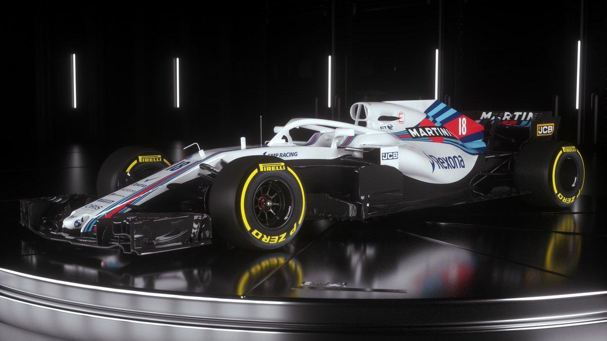 Formula1, presentata la nuova Williams Fw41
