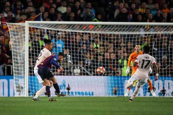 Philippe Coutinho (Barcelona v Manchester United)