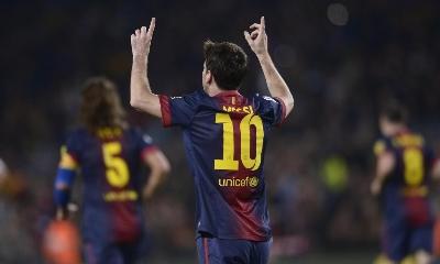 Leo Messi, foto AP