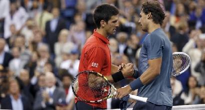 Djokovic e Nadal (Reuters)