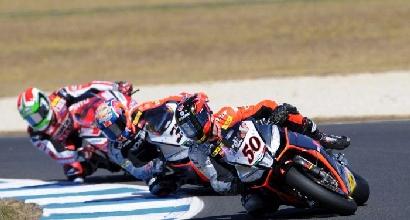 Superbike, gli orari tv di Aragon
