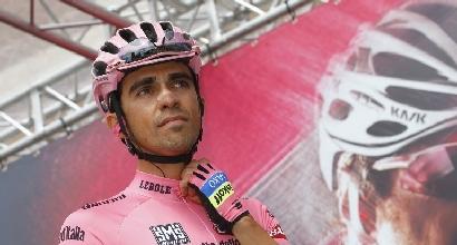 Giro 2015, 15a tappa: vince Landa, Contador padrone