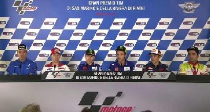 """MotoGP, Rossi: """"Misano pista speciale, qui la Yamaha va forte"""""""