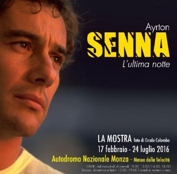 Mostra Ayrton Senna, ufficio stampa