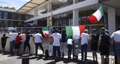 Euro 2016: l'Italia è rientrata in patria