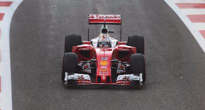 """F1 a Yas Marina, Vettel: """"Potevamo battere le Red Bull"""""""