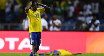 Coppa d'Africa, Gabon eliminato