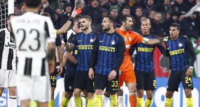 Squalifiche, Inter chiede lo sconto
