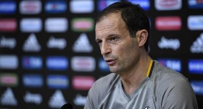 """Verso Napoli-Juve, Allegri: """"Fischi a Higuain? Una cosa normale"""""""