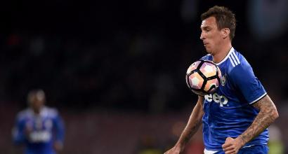 Juve: Mandzukic torna in gruppo