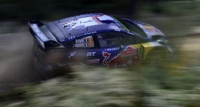 Rally: Sebastien Ogier rompe il digiuno, suo il Portogallo