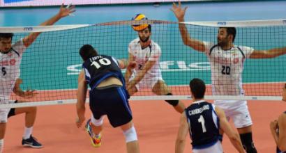 Volley, World League: l'Italia parte bene, travolto l'Iran