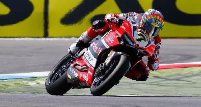 Superbike - Chaz Davies superbo in Gara 1 al Lausitzring!