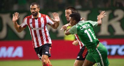 Europa League, preliminari: passa l'Athletic Bilbao, eliminato il PSV