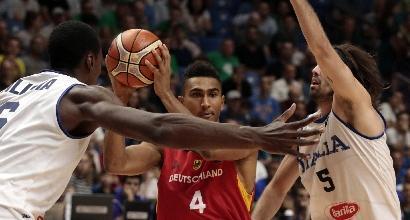 Europei Basket, Italia sconfitta dalla Germania: ma va agli ottavi