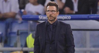 """Roma, Di Francesco: """"Alisson è stato determinante"""""""